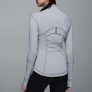 Lululemon Define Jacket Tonka Striped Heather 6